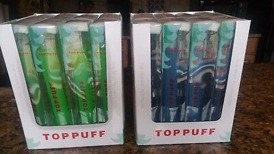 TopPuff Portable Water Hookah Screw on Bottle Converter On-the-Go(Assorted)