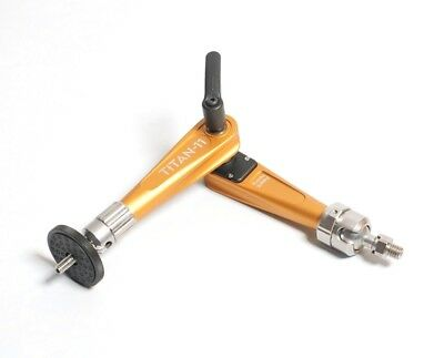 Bright Tangerine Titan Support Arm with Pivot Head