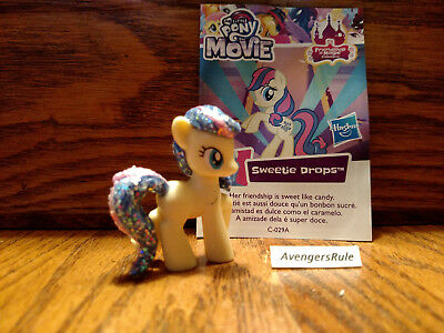 My Little Pony Wave 24 Friendship is Magic Movie Collection Sweetie Drops