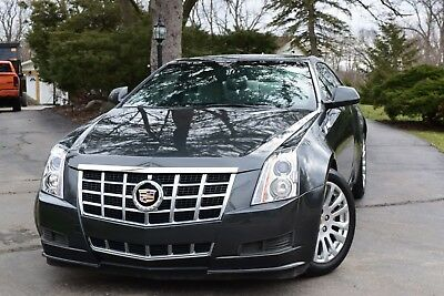 2014 Cadillac CTS COUPE BASE / NO RESERVE! 2014 Cadillac CTS Coupe 2-Door 3.6L / V6 Highest Bidder Wins!