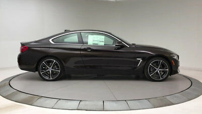 BMW 4 Series 430i 430i 4 Series New 2 dr Coupe Automatic Gasoline 2.0L 4 Cyl Sparkling Brown Metal