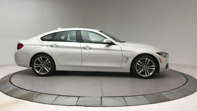 BMW 4 Series 430i Gran 430i Gran 4 Series 4 dr Coupe Automatic Gasoline 2.0L 4 Cyl Mineral White Metall