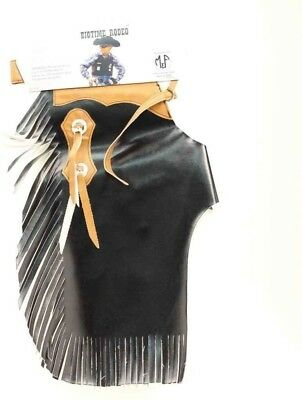 Kid's ~BULLRIDER CHAPS~ Mutton Bustin/Buster - Rodeo Costume Set BIG TIME RODEO