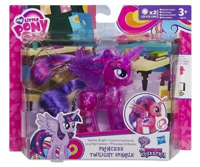 My little Pony Equesteria Girls Leuchtprinzessin Twilight Sparkle