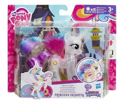 My little Pony Equesteria Girls Leuchtprinzessin Princess Celestia