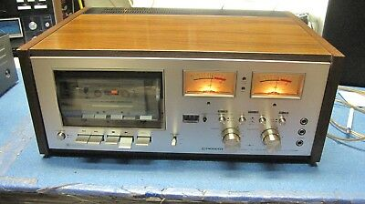 Pioneer CT-F8282  Tested Record/Playback Works Great