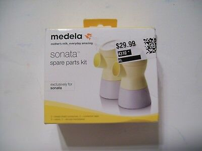 Medela Sonata Spare Parts Kit 68054 New!