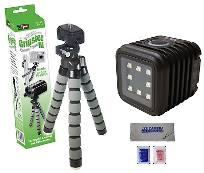 Litra LitraTorch Portable Photo and Video Light Kit with Tripod