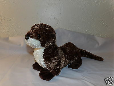 "Adorable Large 18"" Plush OTTER (67)"