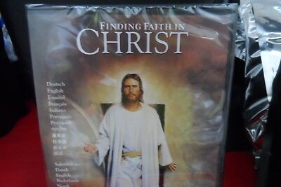 Finding  Faith In  Christ  Short Dvd To Lift And Inspire . Jesus The Son Of God
