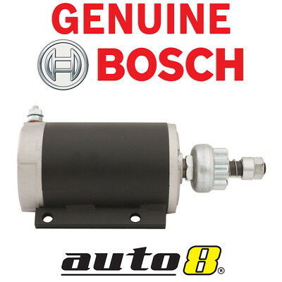 Brand New Genuine Bosch Starter Motor fits Johnson Outboards 40HP 50HP 60HP 70HP