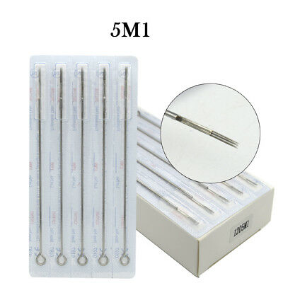 Premium Tattoo Needle Round Magnum Arc Needle 5M1 Shading Colors Stainless Steel