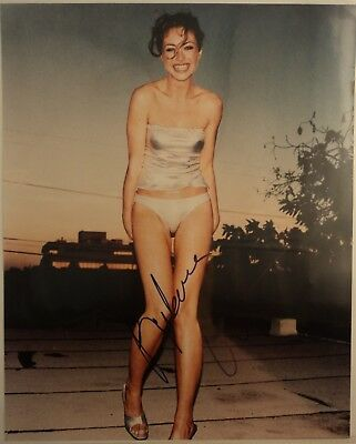 Rebecca Gayheart 8x10 Signed Autographed Photo w/ Certificate of Authenticity #2