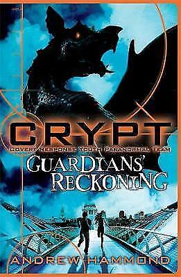 Crypt: Guardians' Reckoning by Andrew Hammond (Paperback)