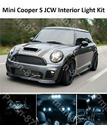 Fits Mini Cooper R50 239 C5W Red Interior Boot Bulb LED High Power Light Upgrade