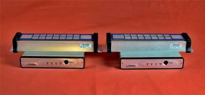 Lot of 2 Radiant Kitchen Display Controller P823F010 & Bump Bars (P823F031)
