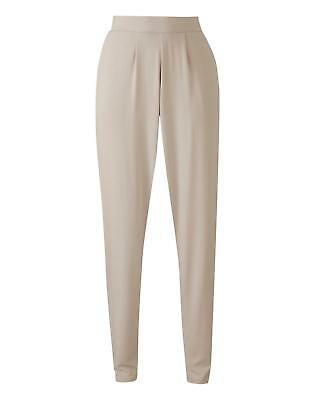 New Simply Be Womens Harem Jersey Trouser