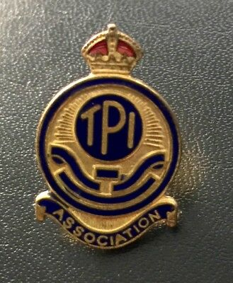 Australian - TPI Association Badge - Numbered