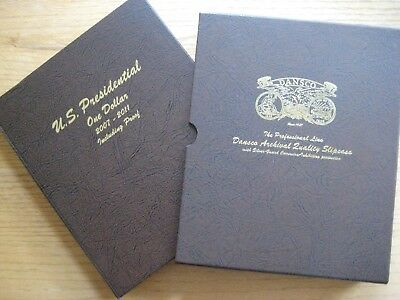 Complete Set Presidential One Dollar Coins 2007-2011 + Proof Issues 60 Coins