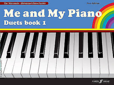 Me & My Piano (Duets Book 1) NEW BOOK Waterman/Harewood (Faber Music)