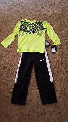Boy's Nike Outfit Size 4-4T Nwt!