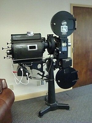 35mm Simplex Projector/Western Electric/Carbon Arc *Vintage*