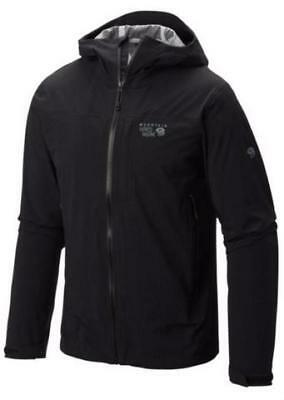 Mountain Hardwear Men's Stretch Ozonic - Black - Size: XL