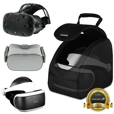 Travel Hard Case PS VR Virtual Reality Headset Controller Gaming Toy Accessories