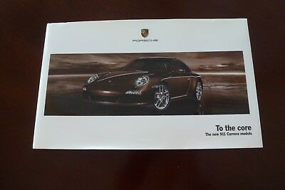 To the Core Porsche~The New 911 Carrera Models~2008