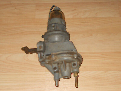 Vintage AC DELCO Manuel Fuel Pump Rat Rod Antique Part # 6857