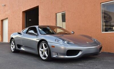 2003 Ferrari 360 Modena Rare 1 of 469 Hardtop  Gated 6 Speed - Clean History- Owned in FLA/Arizona NICE!