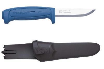 Morakniv Craftline Basic 546 Fixed Blade Utility Knife with Sandvik Stainless