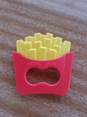Silicone Teether French Fries