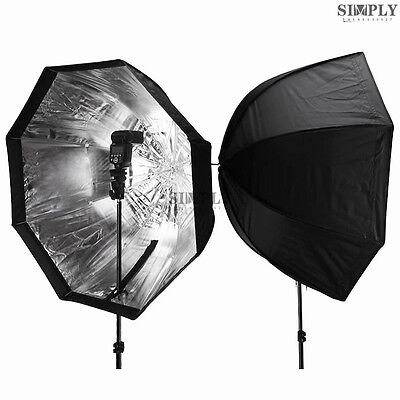"30"" Octagon Speedlite Umbrella Softbox Soft Box for Canon NIKON Flash Speedlight"