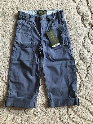 Boys Ted  Baker Trousers Age 3-4 Years (bnwt)