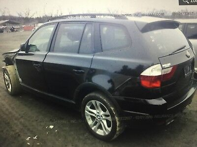2007 BMW X3  The car is in perfect running condition.
