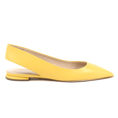 Ballerina Donna Andrew Charles By Andy Hilfiger Gialla Madison Giallo 36 It - 6