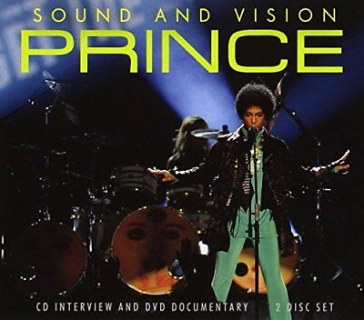 Prince - Sound And Vision (CD and DVD)