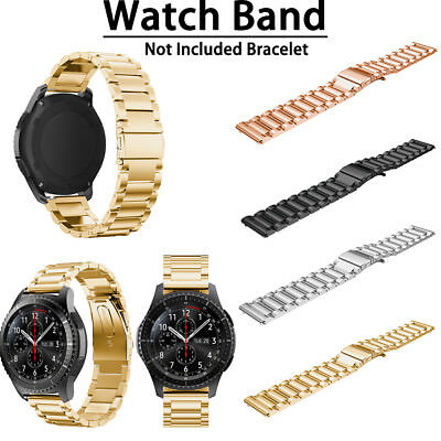 Stainless Steel Wrist Band Bracelet Strap for Samsung Gear S3 Frontier / Classic