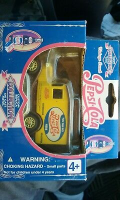 Golden Wheel Diecast Vintage Pepsi-Cola Truck (box not opened)