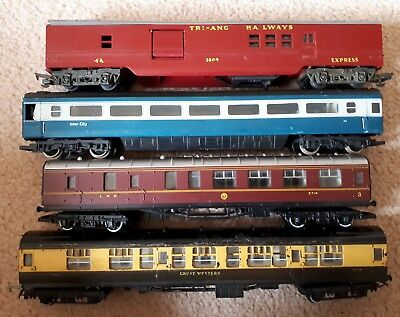 Hornby/ Triang OO/HO Passenger cars