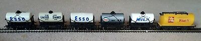 Hornby Lubricant and liquid cars OO/HO scale