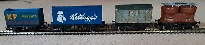 Hornby mixed wagons OO/HO scale