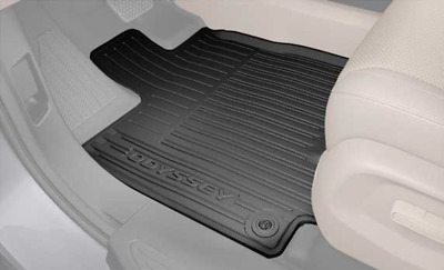 Genuine 2018 Honda Odyssey All Season Floor Mat Set 08P17-THR-100