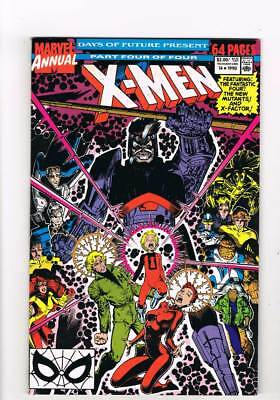 X-Men Annual # 14  First minor appearance of Gambit !  grade 9.0 scarce book !