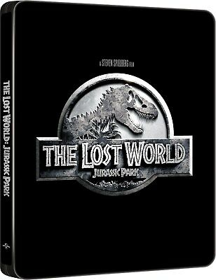 Jurassic Park: The Lost World (Limited Edition Zoom Exclusive) (Steelbook - 4K