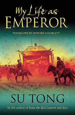 My Life as Emperor by Su Tong (Paperback) New Book