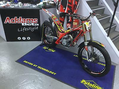 2017 Gas Gas Racing 250 2T **Nationwide Delivery Available**