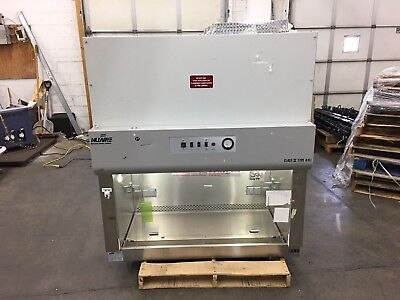 Nuaire NU-425-400 Lab Biological Safety Cabinet Class II Type A/B3