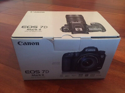 Canon EOS 7D Mark II DSLR Camera Body, Used/Good Working Condition